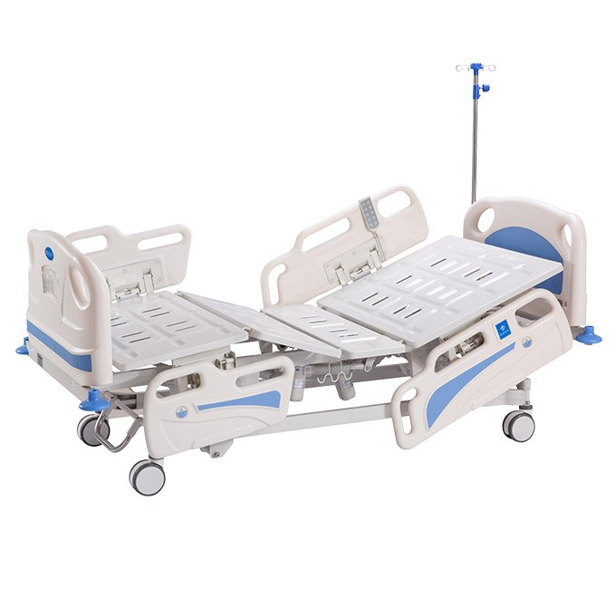 A-004 Five function electric hospital bed