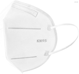FFP2 level 4ply kn 95 earloop type CE FDA kn95 pollution-resistant 3D KN 95 face mask in Stock
