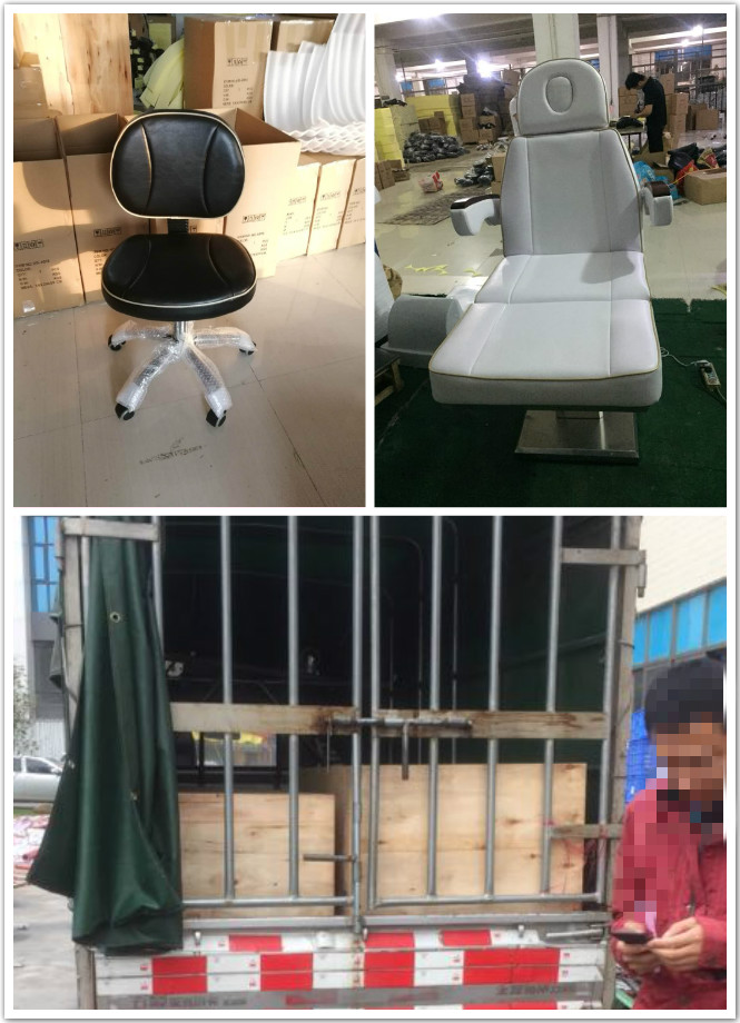 pedicure chair massage bed