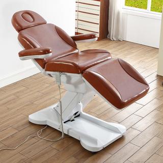 2018 hot sales 3 section folding manual control massage salon facial bed parlor beauty chair